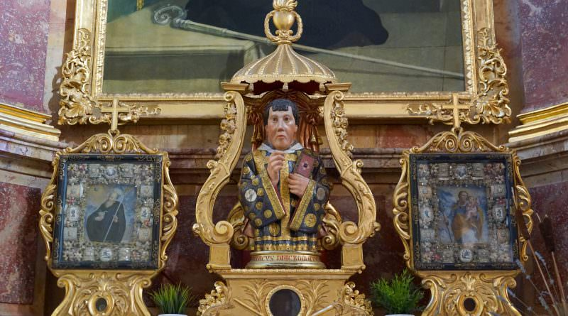 Abbatiale Saint Cyriaque