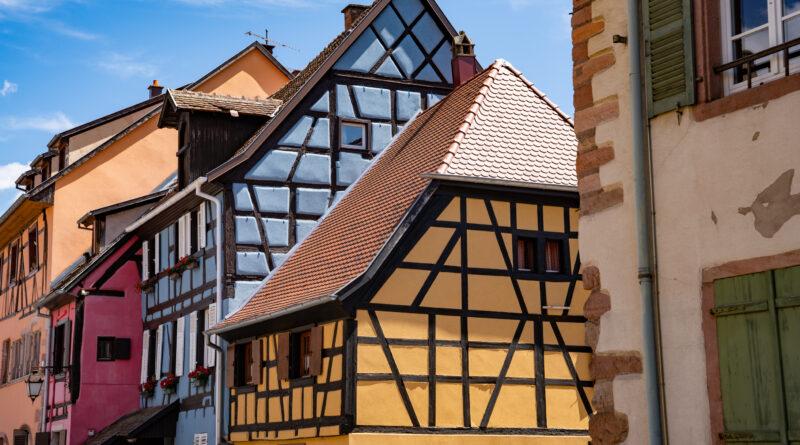 Maisons Bergheim