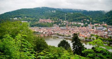 Heidelberg la romantique