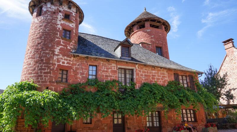Collonges-la-Rouge – Corrèze – France