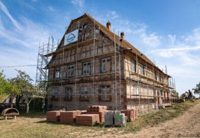 Imodis – Restauration d'un ancien complexe vinicole – Saessolsheim – Bas- Rhin