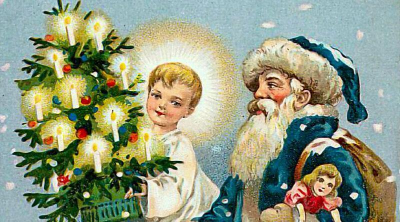 Généalogie du Père Noël