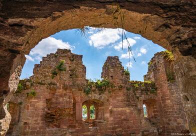 Les châteaux du Windstein – des Hohenstaufen au Roi soleil
